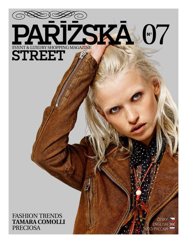 Parizska 14 07 by Pařížská street - issuu 8d057769489