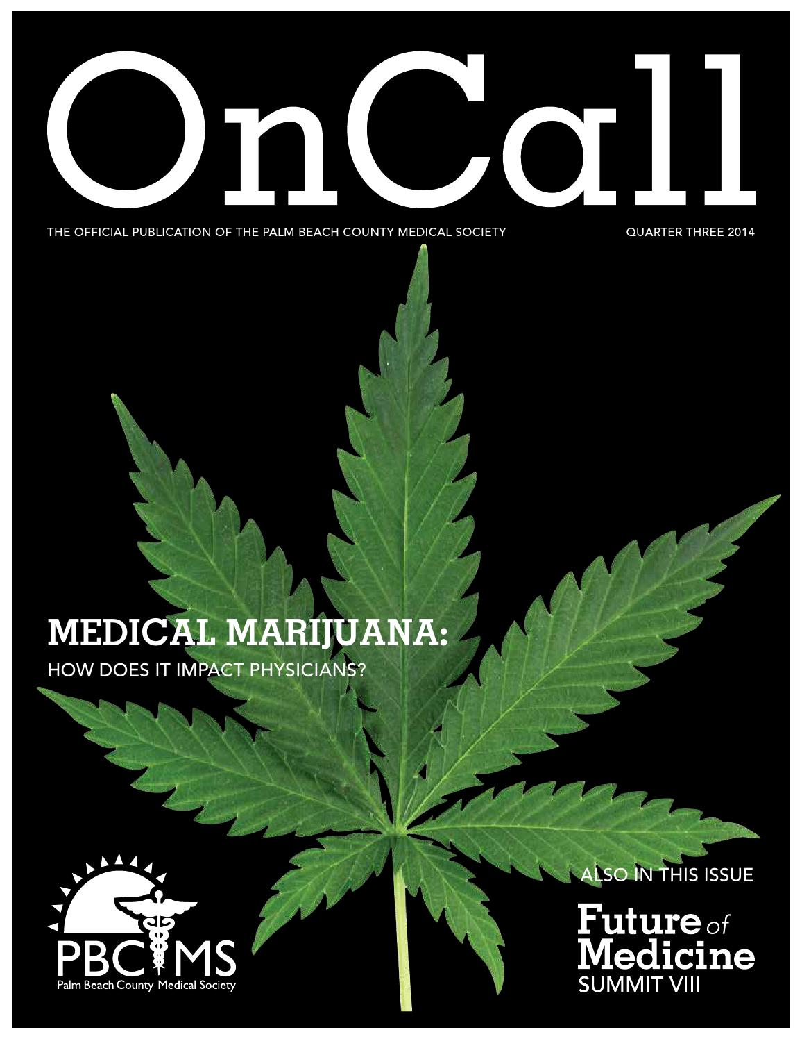 OnCall Quarter 3 - 2014 by Palm Beach County Medical Society - issuu