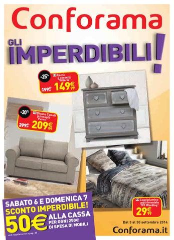 Conforama It Mobili.Gli Imperdibili By Oggiweb Srl Issuu