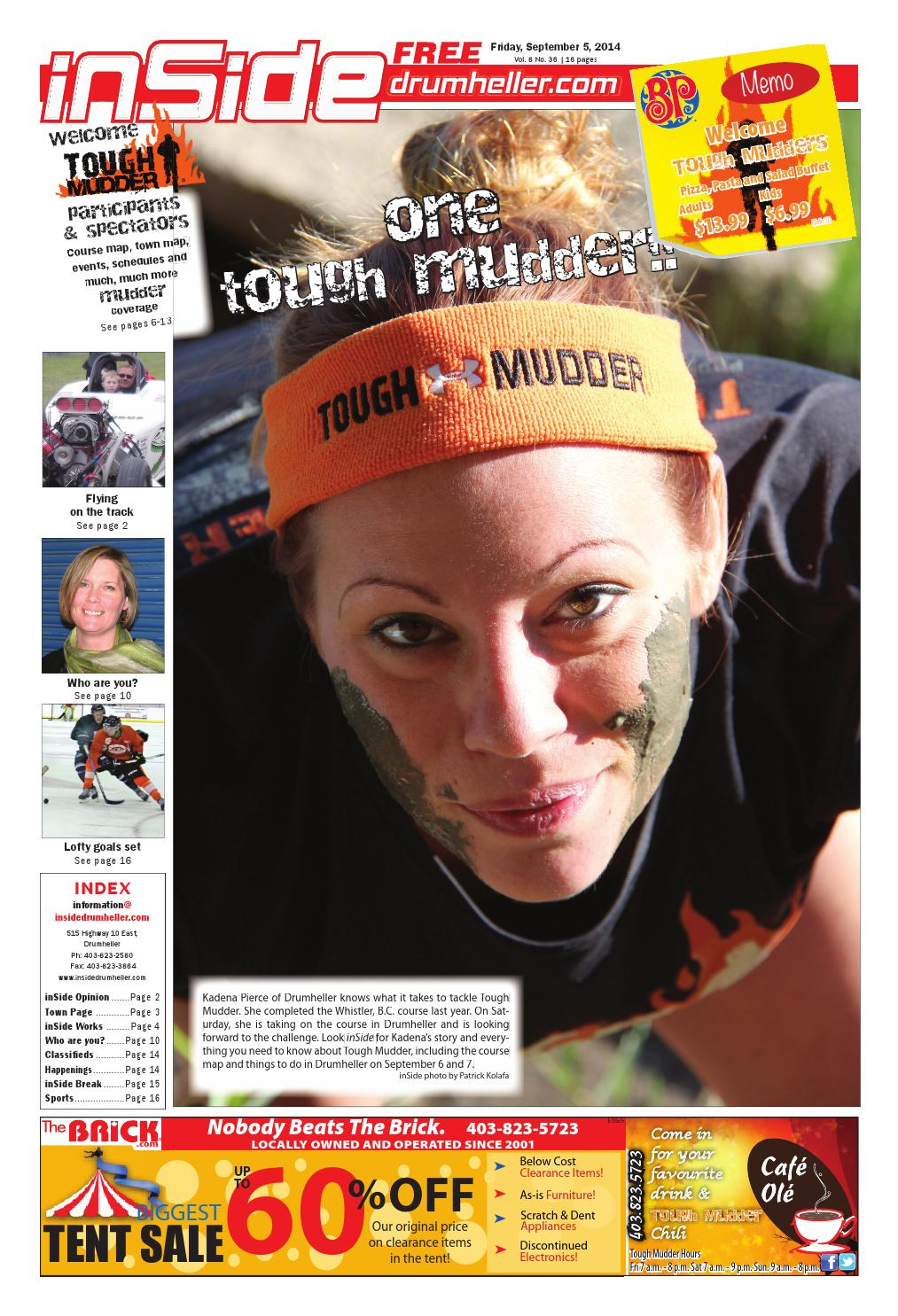 Inside Drumheller Sept 4 2014 By The Drumheller Mail Issuu