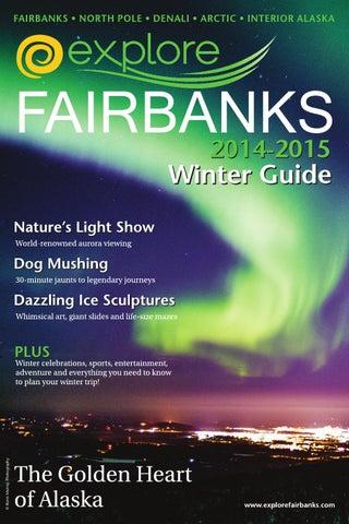 dfa38ca1dbd Explore Fairbanks Winter Guide 2014-15 by Explore Fairbanks - issuu