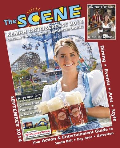 The SCENE Magazine - September 2014 - Front to Back