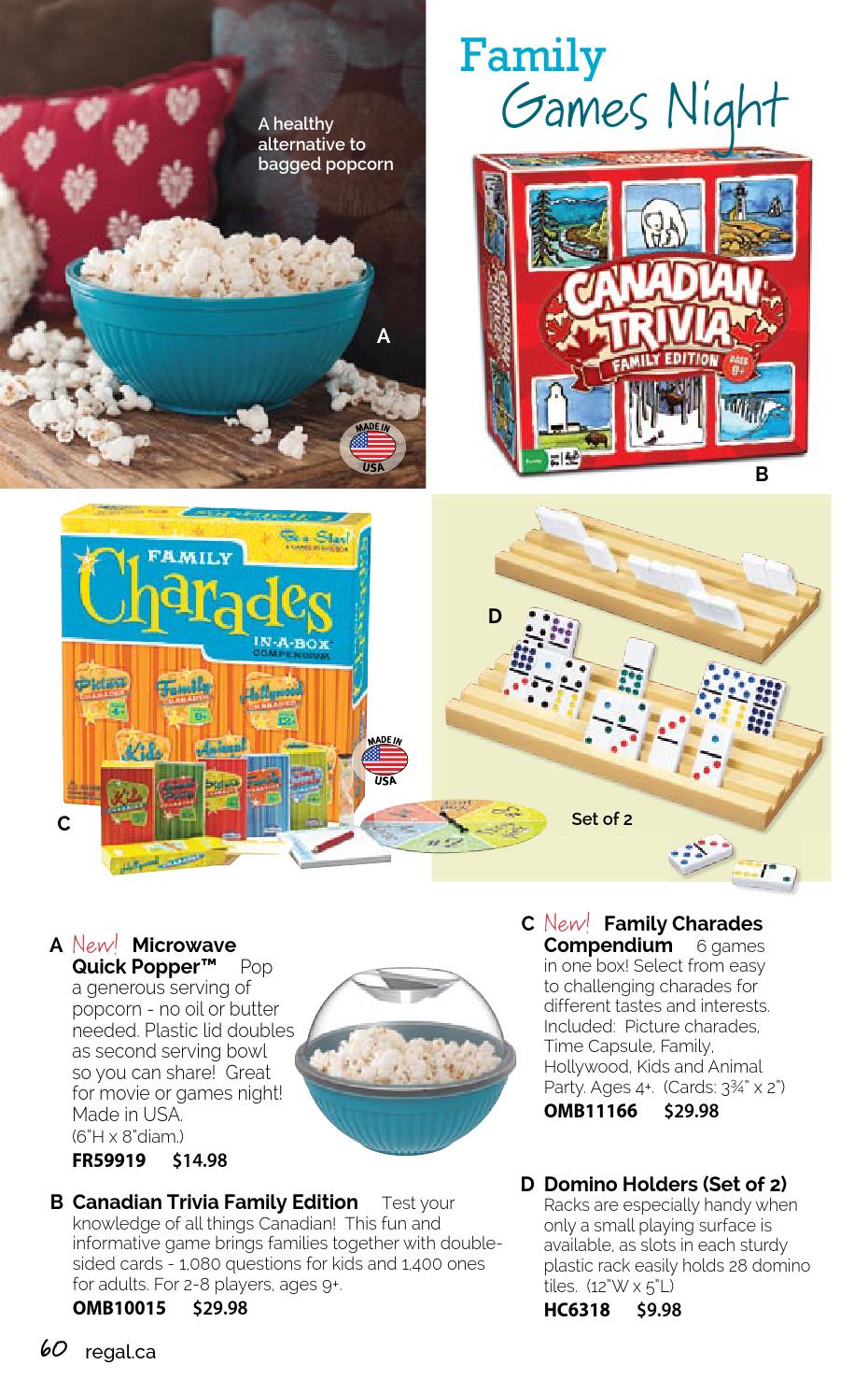 Regal Christmas Catalogue 2014 by Regal Home & Gifts Inc