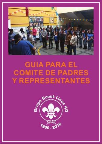 Guia Para El Comite De Padres Y Representantes By 50 Aniversario