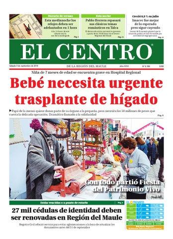 Diario 06-09-2014 by Diario El Centro S.A - issuu 1c3fcbd54c9c
