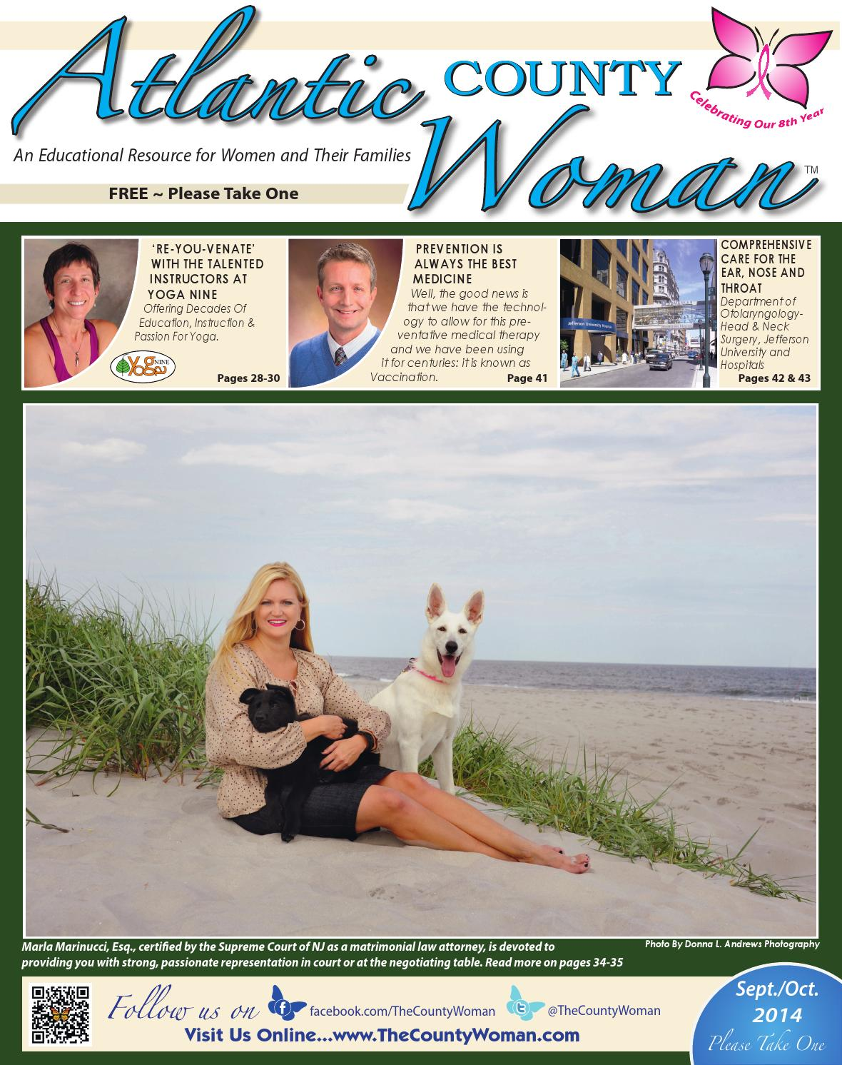 4103f56815504 Atlantic County Woman - 2014 September October by The County Woman ...