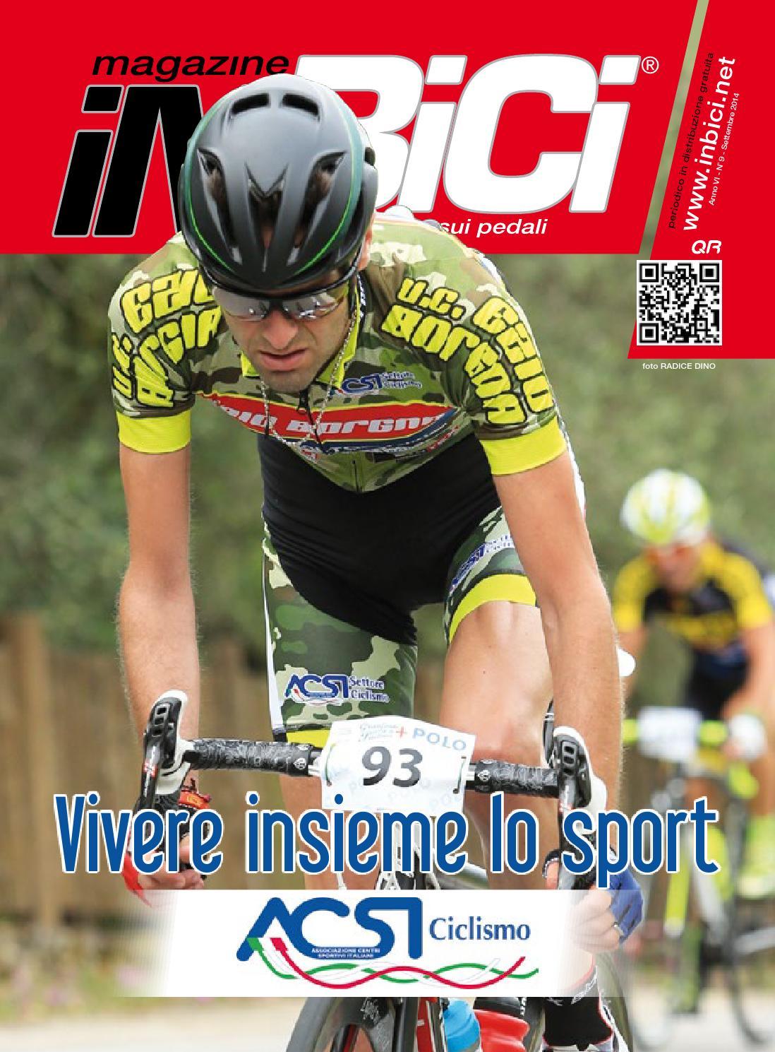 a8ad8f0be iNBiCi magazine anno 6- n9 Settembre 2014 by iNBiCi Magazine - issuu