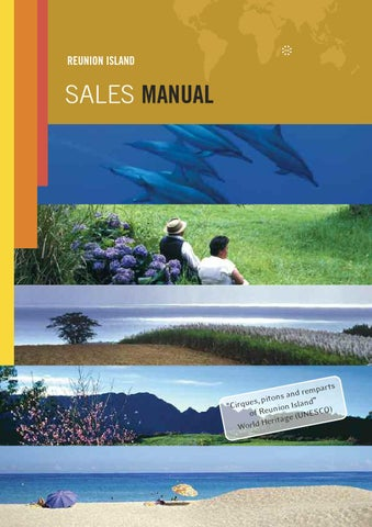 Reunion Sales Manual By Bookletia Issuu