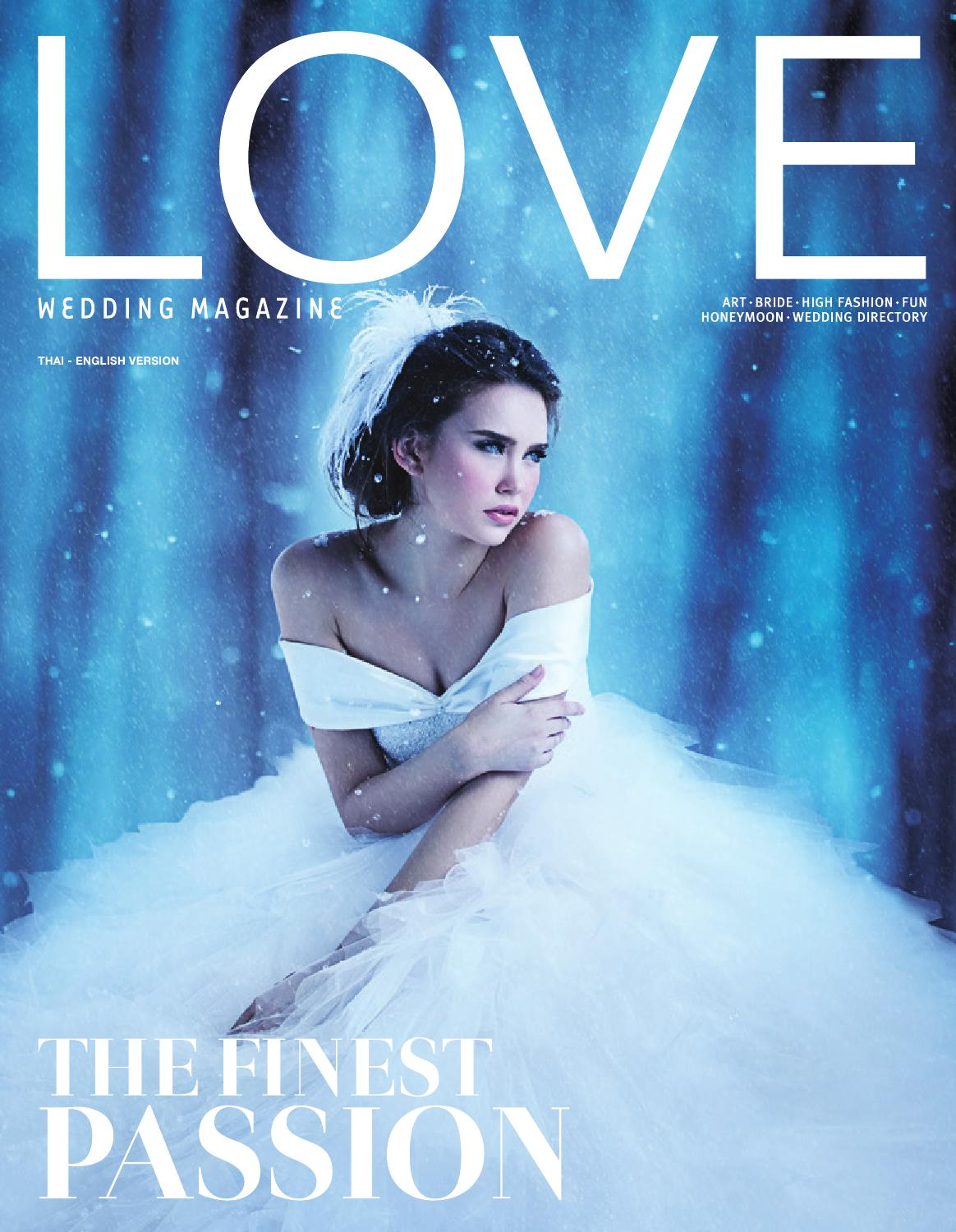 Love Wedding Magazine Issue 03 By