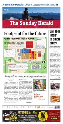 Everett Daily Herald September 07 2014 By Sound Publishing Issuu