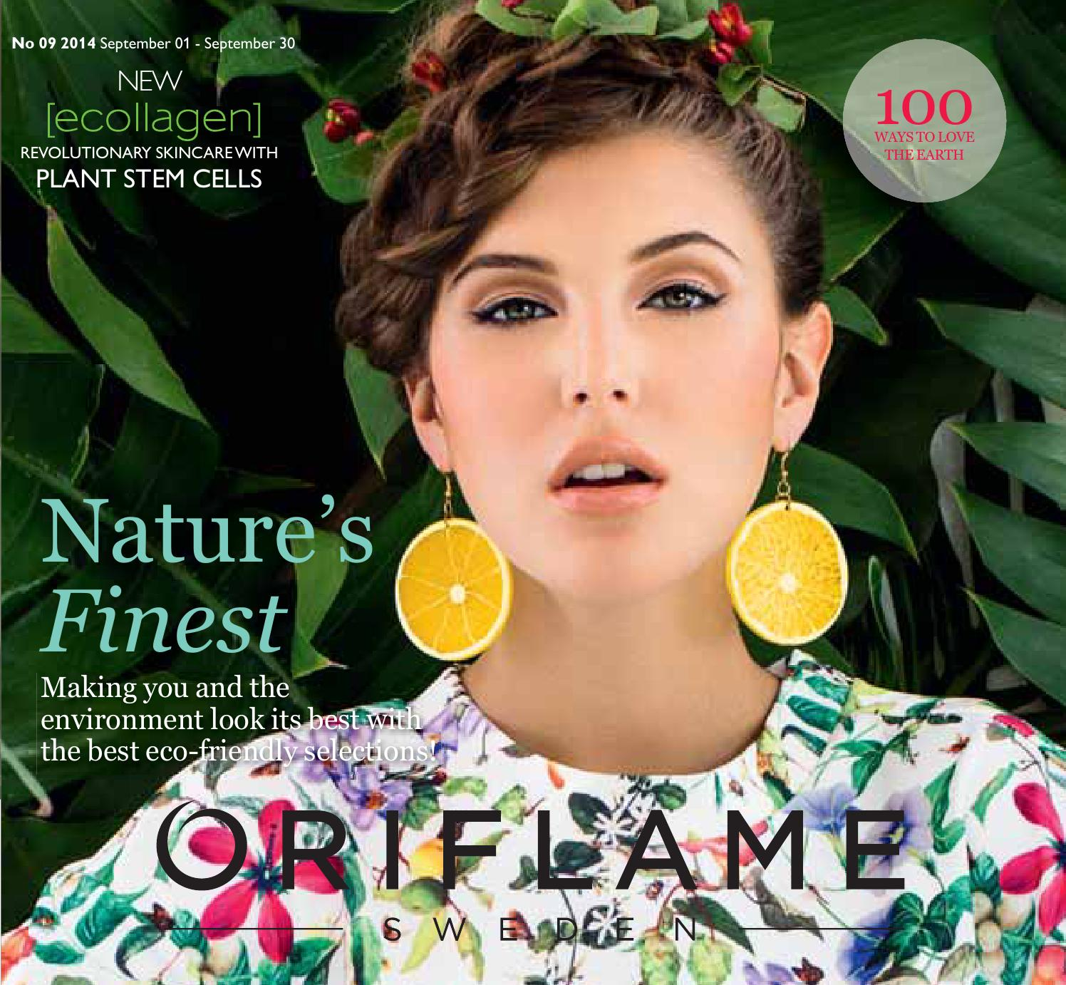 Oriflame India Online No 09 2014 September 01 30 By Applesc Apple Stem Cell 25 Gram Sachets Steam Reprezentant Produse Cosmetice Issuu