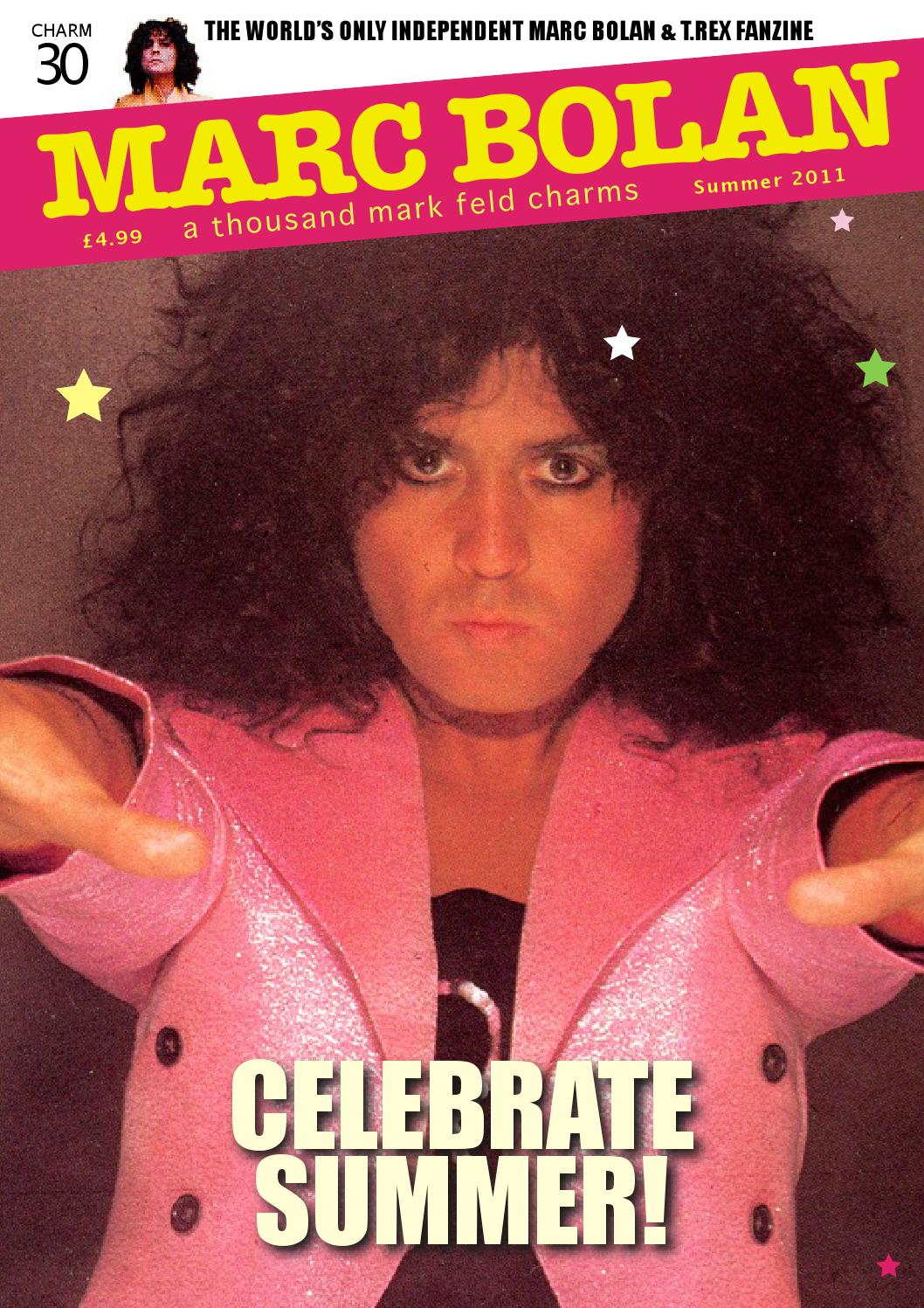 TV Times Marc Bolan Performing with T Rex On Supersonic Kids T-Shirt