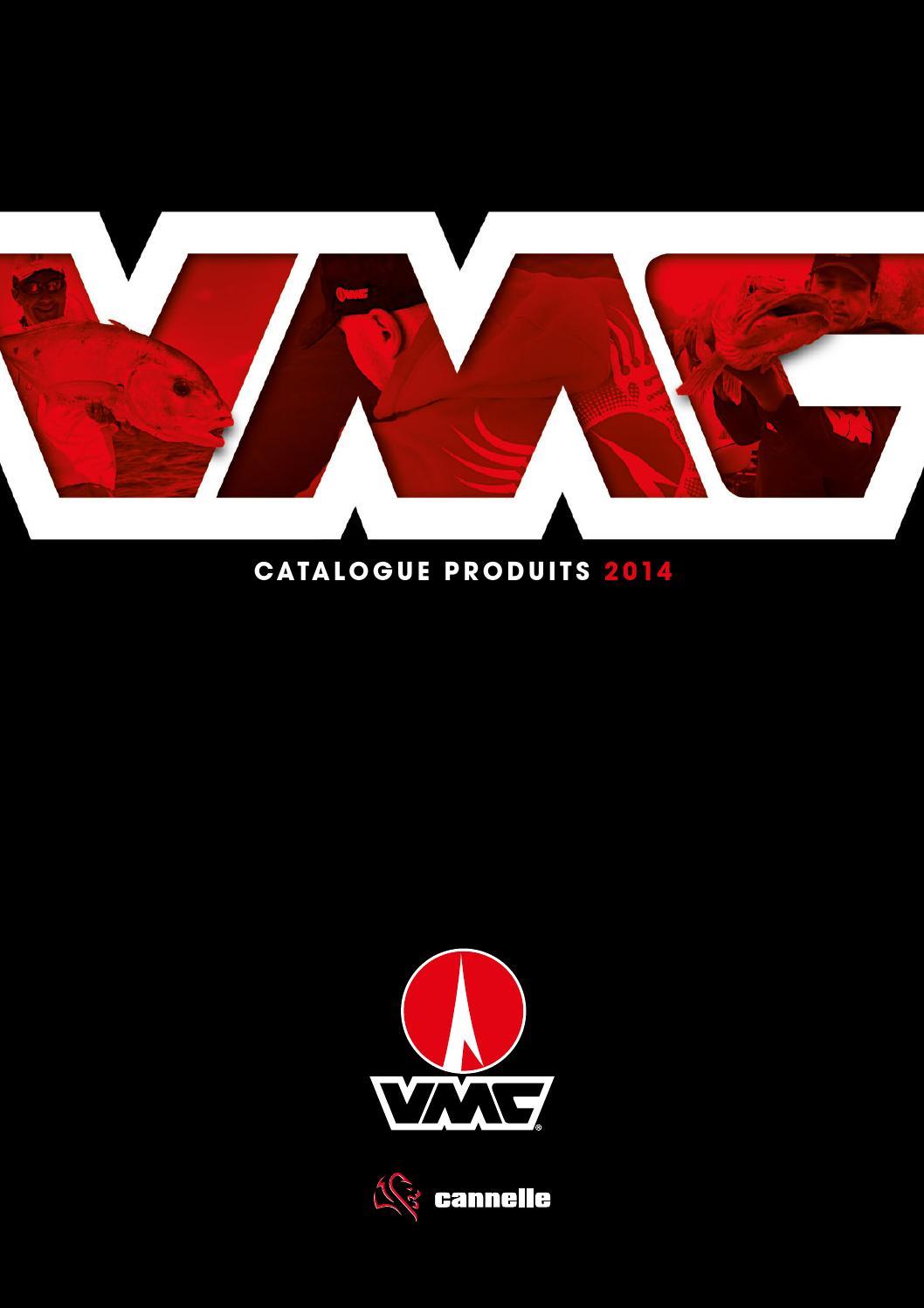 VMC 8570 BN Barbarian triplés Vanadium Différentes Tailles