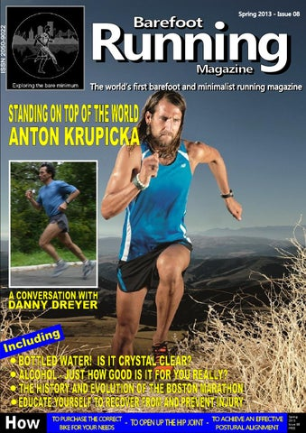 46198e752 Barefoot Running Magazine - Issue 8 (Spring 2013) by Barefoot ...
