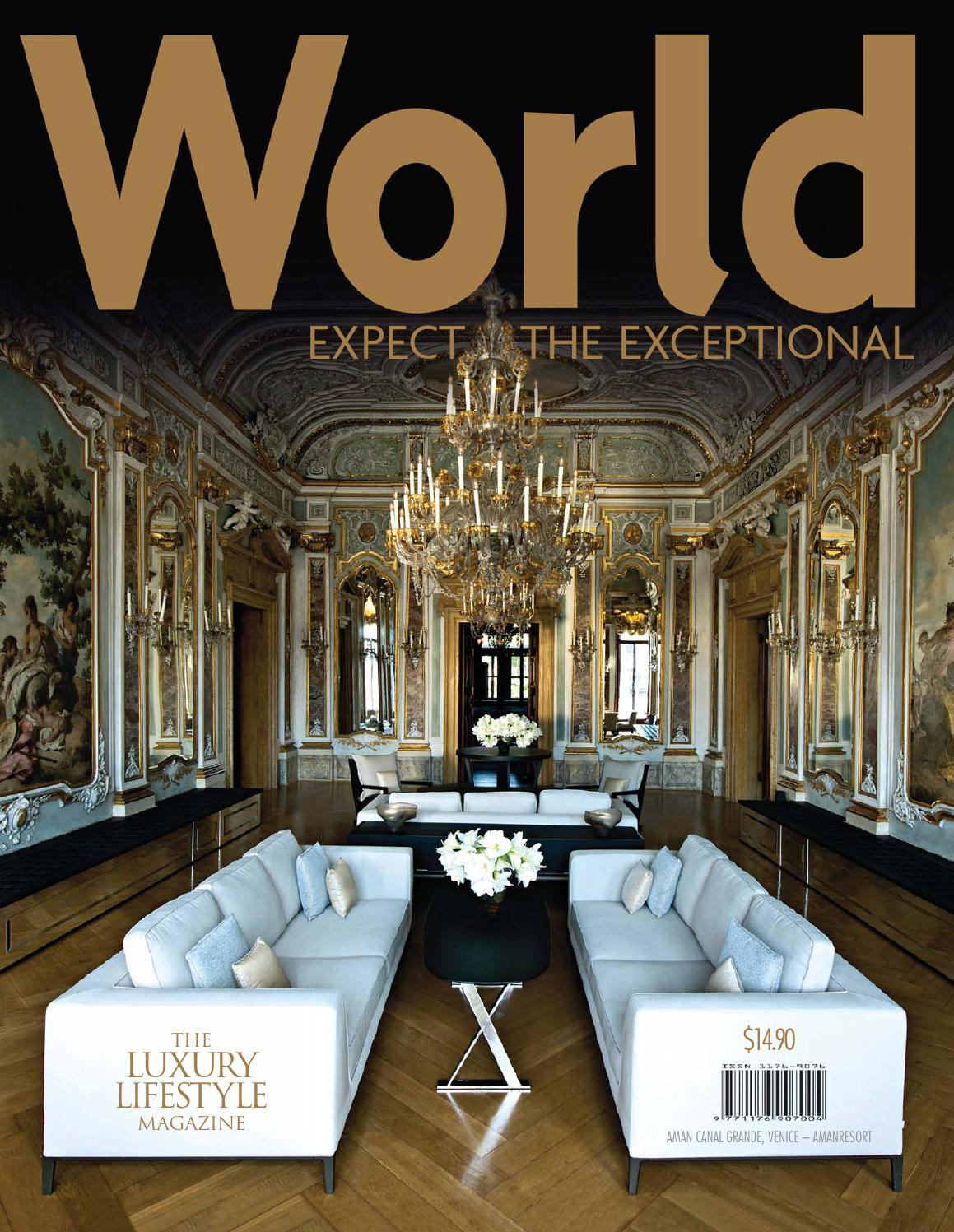 World Magazine Issue 30 By Fairfax Magazines Issuu