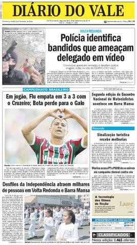 cbc60ffd6e222 7420 diario segunda feira 08 09 2014 by Diário do Vale - issuu