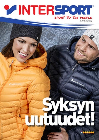 Syyskuvasto 2014 by Intersport Finland - issuu 539fa8d606