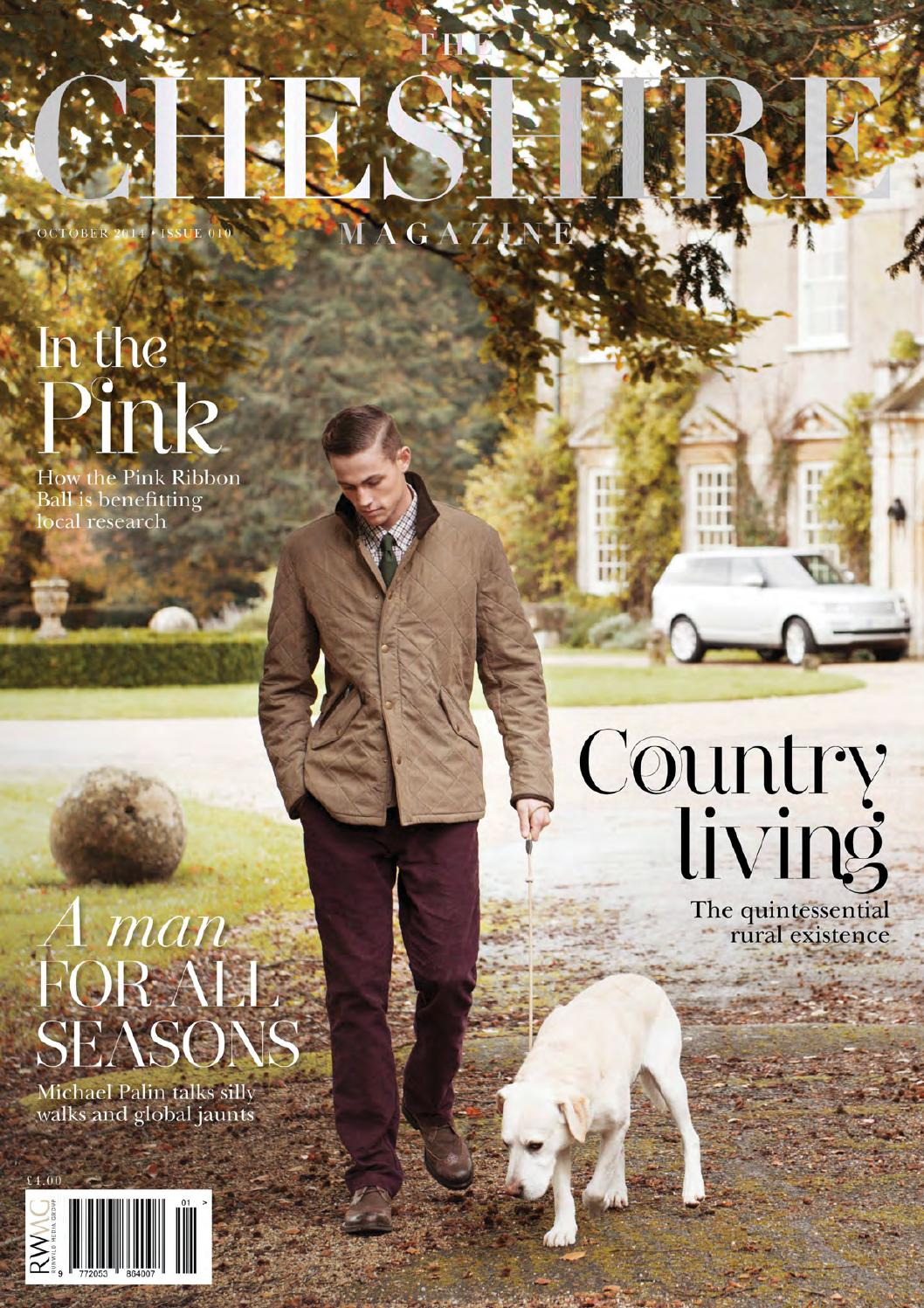 The Cheshire Magazine October 2014 by