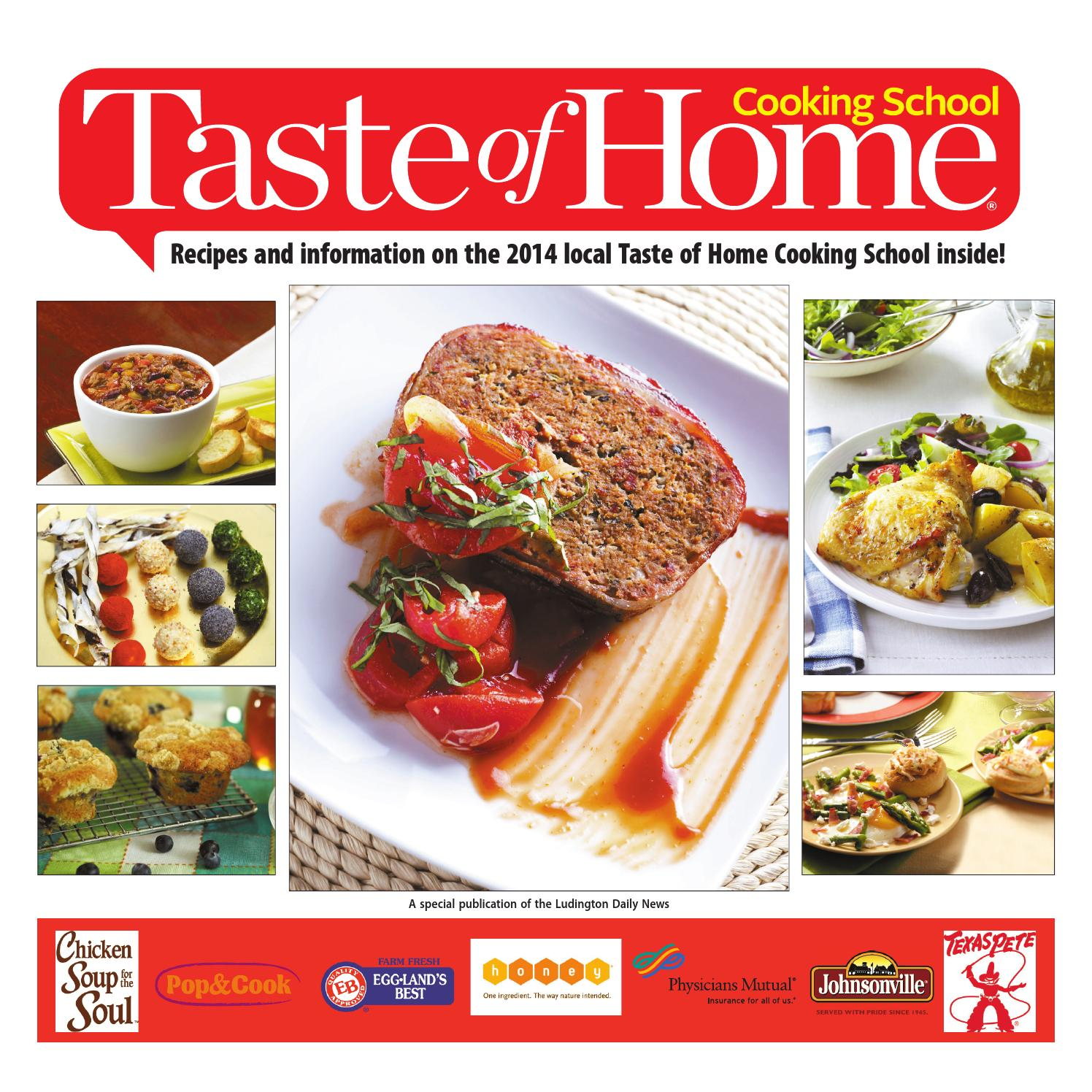 Taste Of Home Shows In Michigan