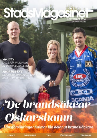 StadsMagasinet Oskarshamn sept 2014 by StadsMagasinet AB - issuu 282dc2427acc2