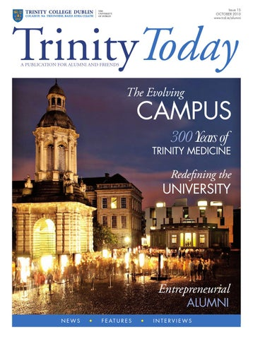 Trinity Today 2010 By Ashville Media Group   Issuu