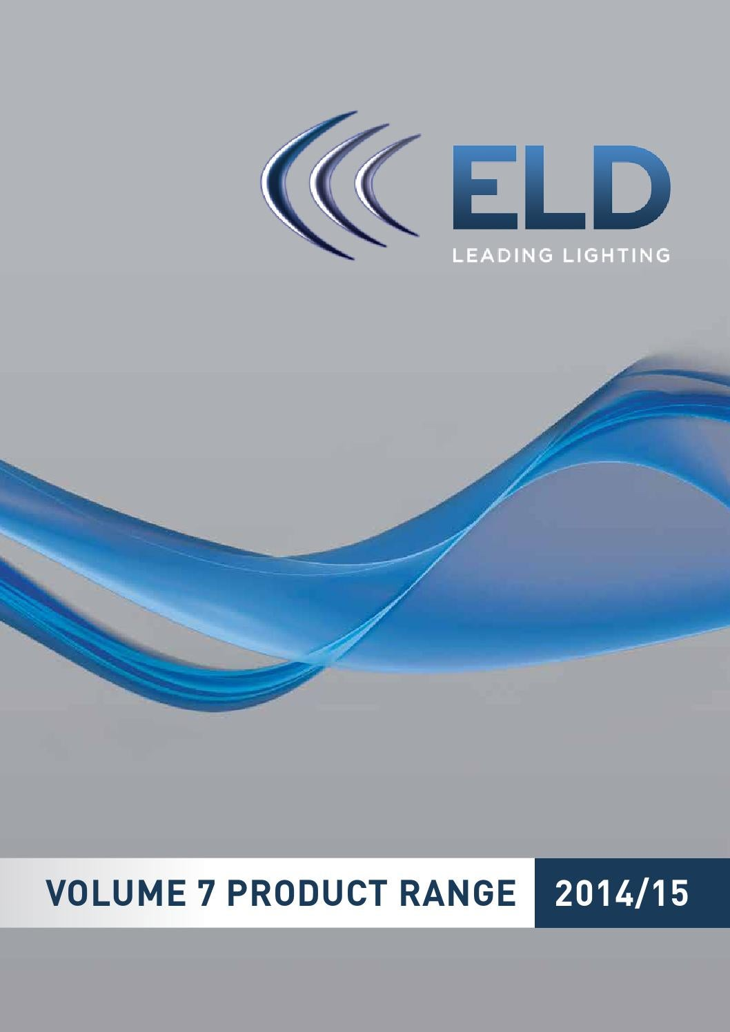 Eld 2014 15 Catalogue Approved Version 200814 By Lockside Software 20 Mr16 Quad Cree 1w Emitter Le Issuu
