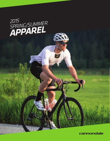 6ffb5a4c6 2015 Spring   Summer Cannondale Apparel Catalog by Cannondale GLOBAL ...