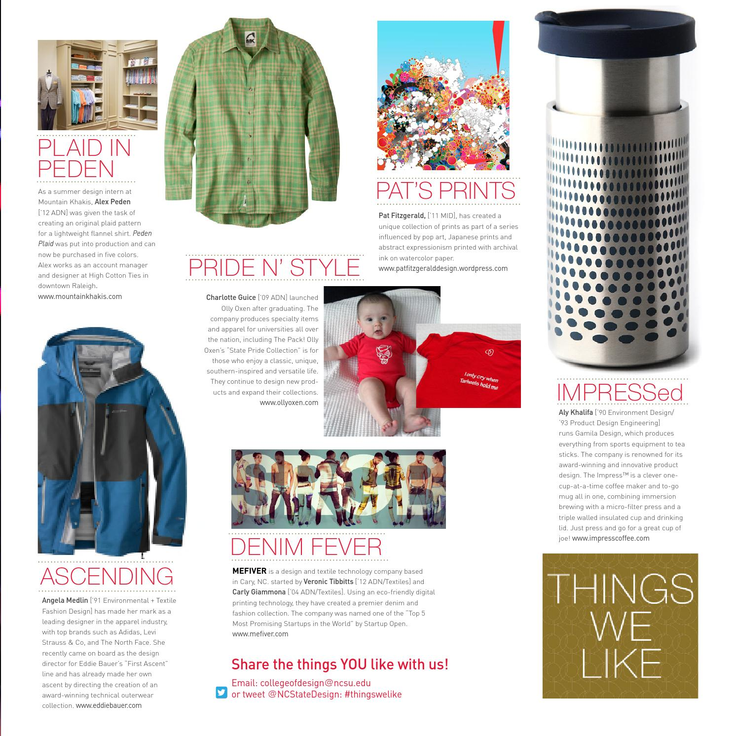 Designlife Winter 2014 By Nc State College Of Design Issuu