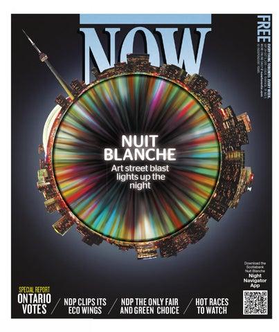 3e89014e787 NOW 2011-09-29 by NOW Magazine - issuu