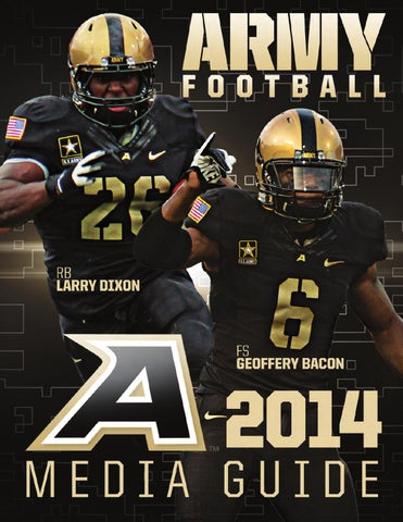2011 Army Football Media Guide by Army West Point Athletics - issuu 5cd6a5844