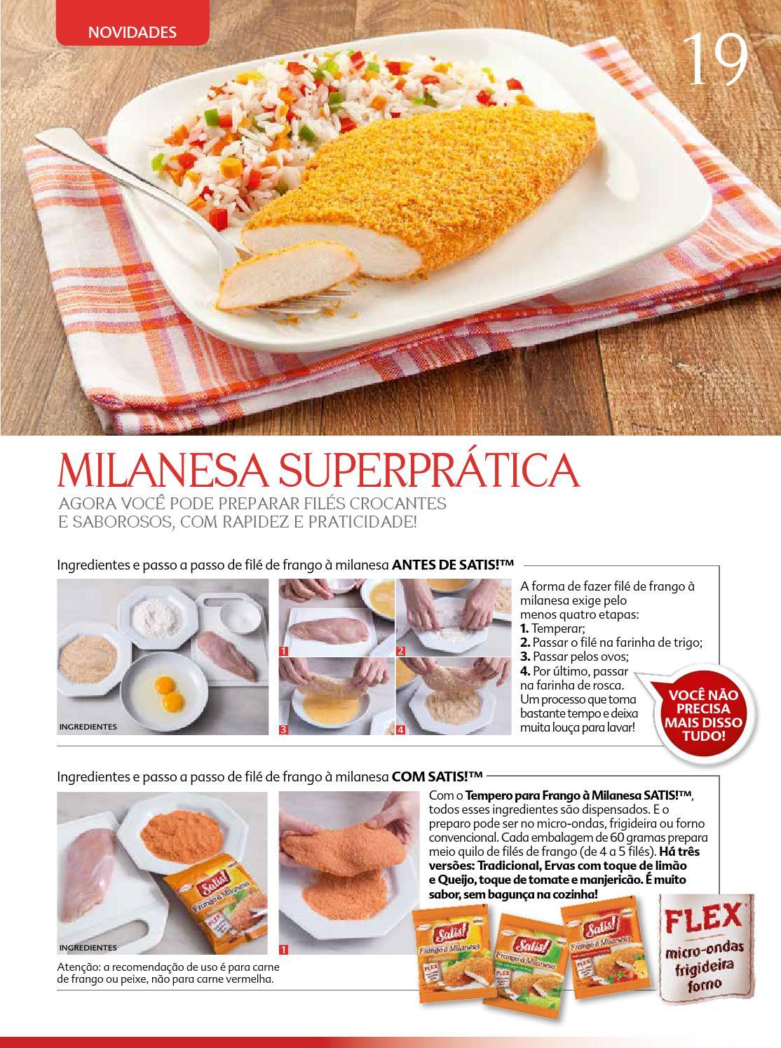 Ingredientes para milanesa de carne