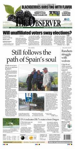 La Grande Observer Daily paper 09 08 14 by NorthEast Oregon News - issuu