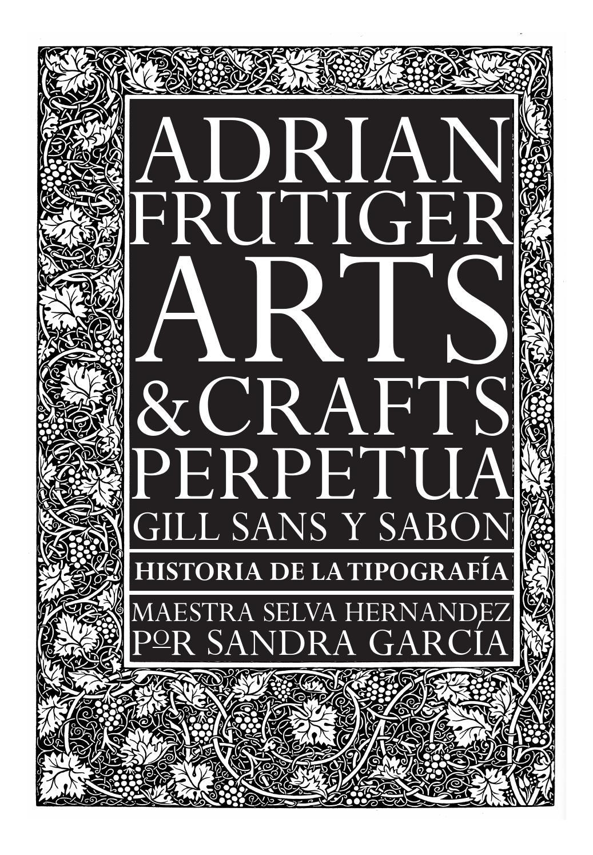 Historia de la tipograf a by sandra garc a issuu for Consola de tipo industrial