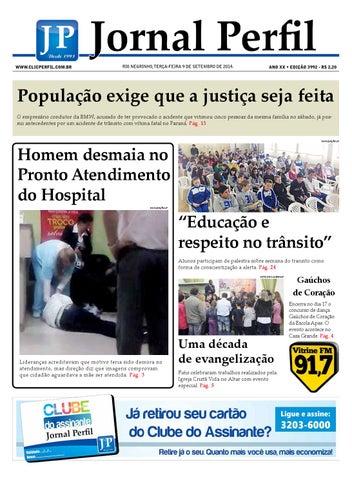 584216b6e Jornal perfil 9 08 14 by ClicPerfil - issuu