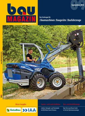 Baumagazin September 2014 By Sbm Verlag Gmbh Issuu
