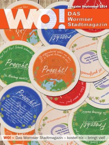 e6f8670b576030 Wo magazin 0914 web by WO! – DAS Wormser Stadtmagazin - issuu