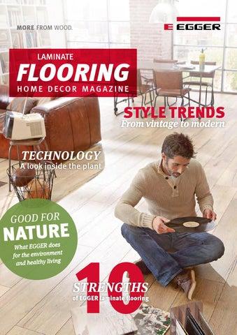 Egger Laminate Flooring By Fritz Egger Gmbh Coog Issuu