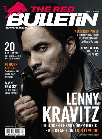 The Red Bulletin Oktober 2014 De By Red Bull Media House