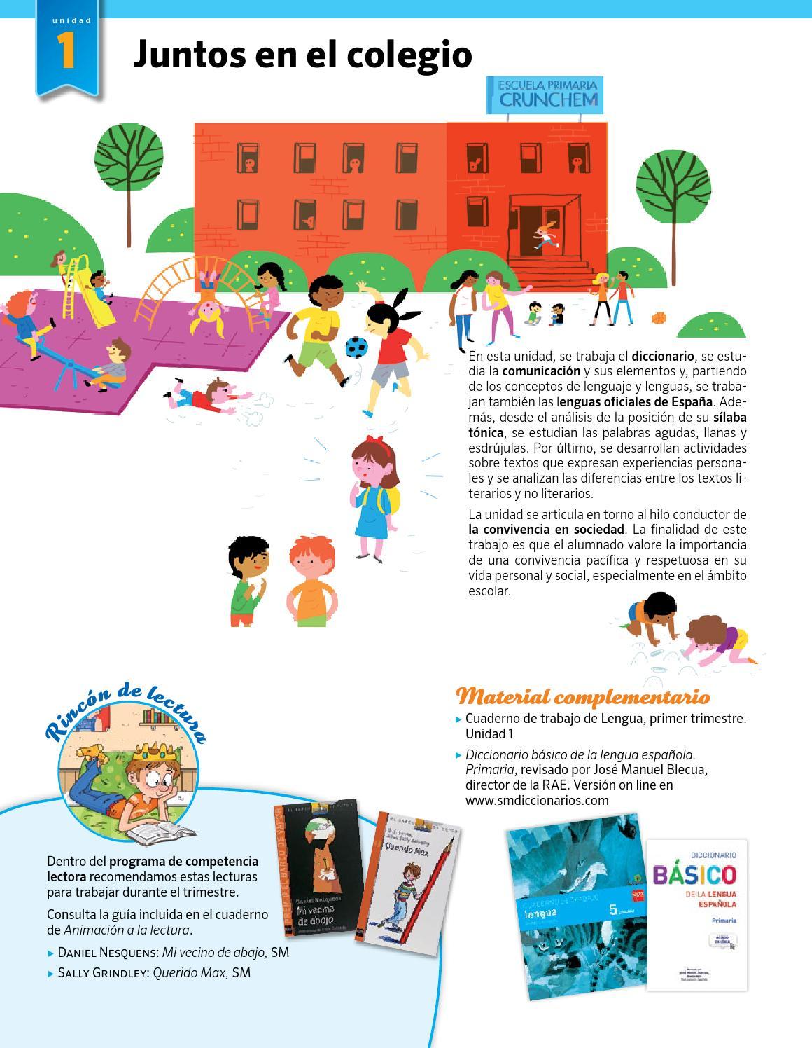 Guía didáctica Lengua by Gema Alarcos - Issuu