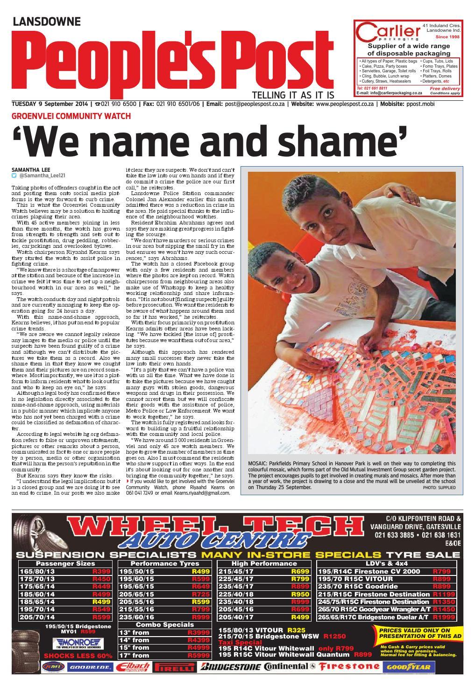 Peoples Post Lansdowne 9 Sept 2014 By People S Post Issuu