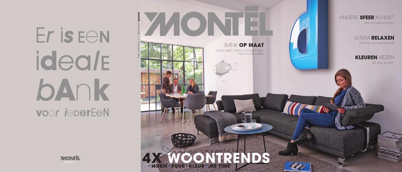 Montel Rode Leren Stoel.Montel Wooninspiratie By Home Deco Sanoma Issuu