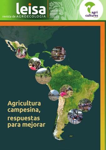 Agricultura campesina, respuestas para mejorar by AgriCultures ...