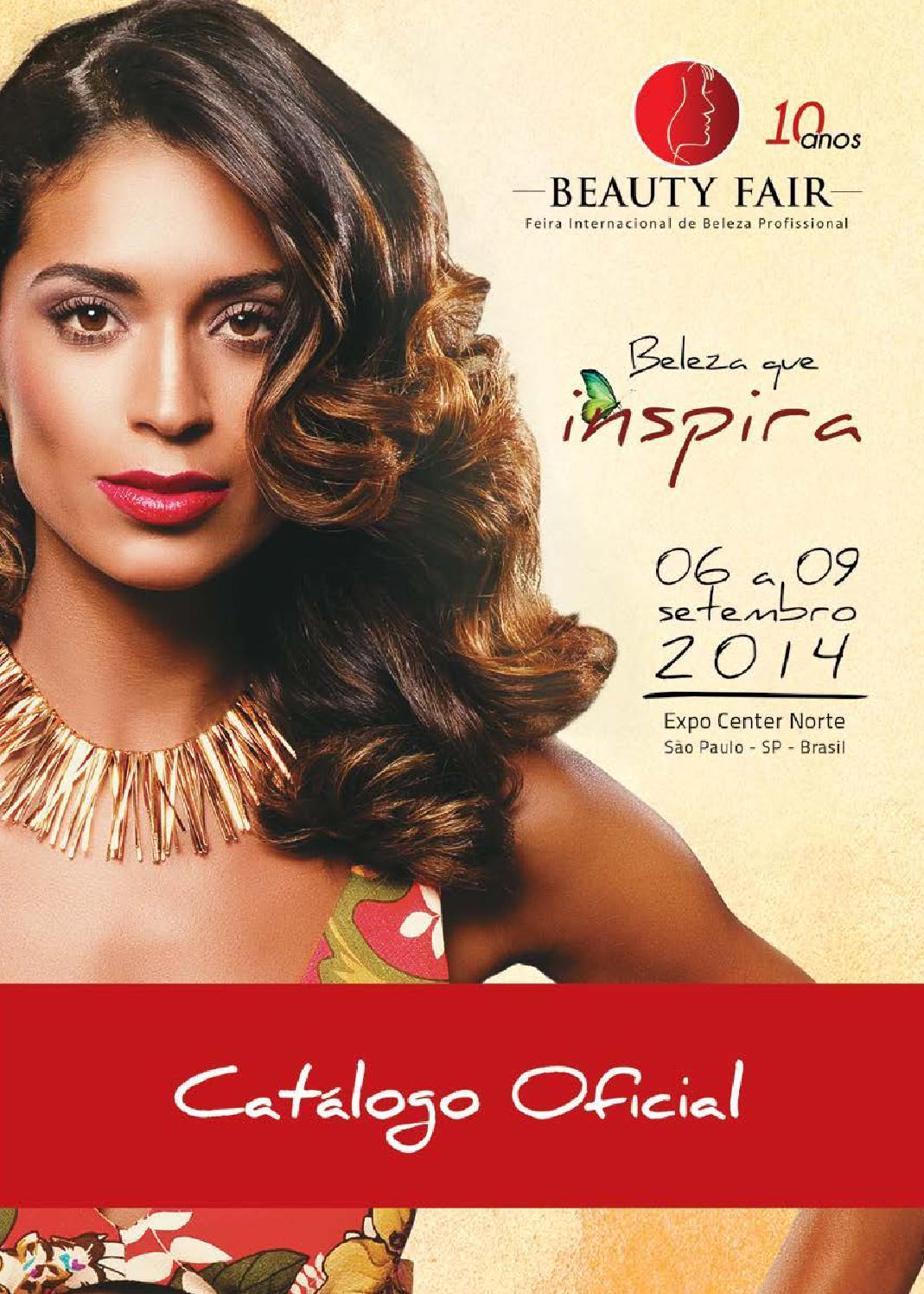 85d0d93799b6c Beauty fair 2014 by Sky Paper Comunicação - issuu