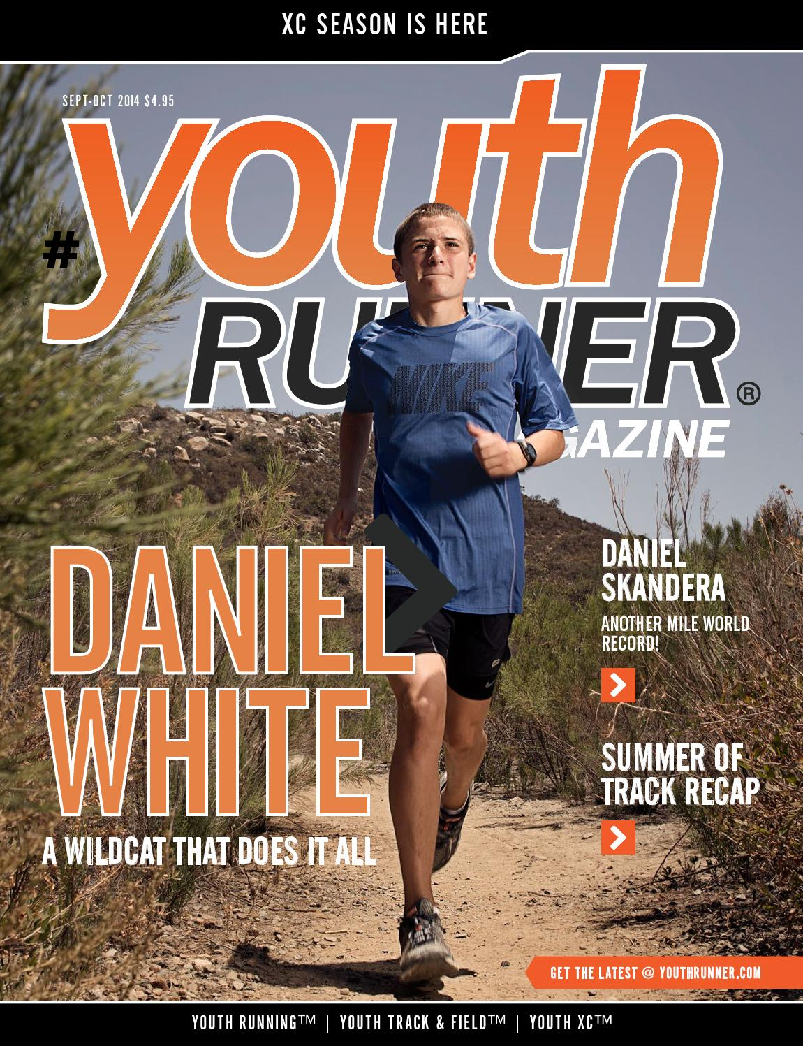 Youth Runner Magazine Sept Oct 2014 by Gosportz Media, LLC