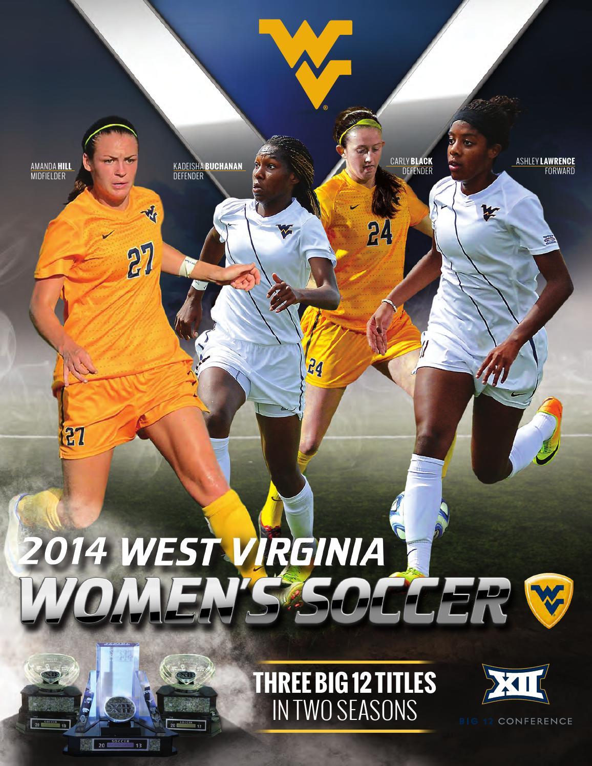 2014 West Virginia University Womenu0027s Soccer