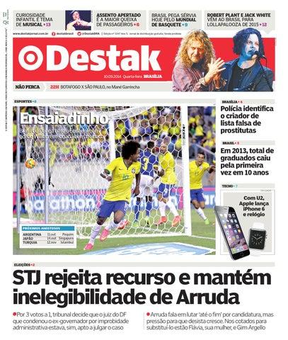 4641d9e86018c Brasília - 1047 by Destak Jornal - issuu