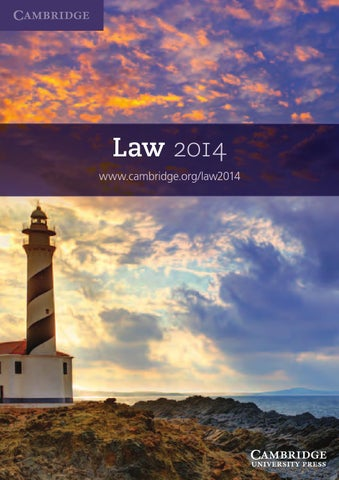 Law textbooks 2008 uk by routledge taylor francis group issuu cover of law fandeluxe Images
