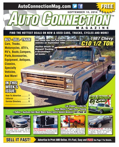 09-10-14 Auto Connection Magazine by Auto Connection