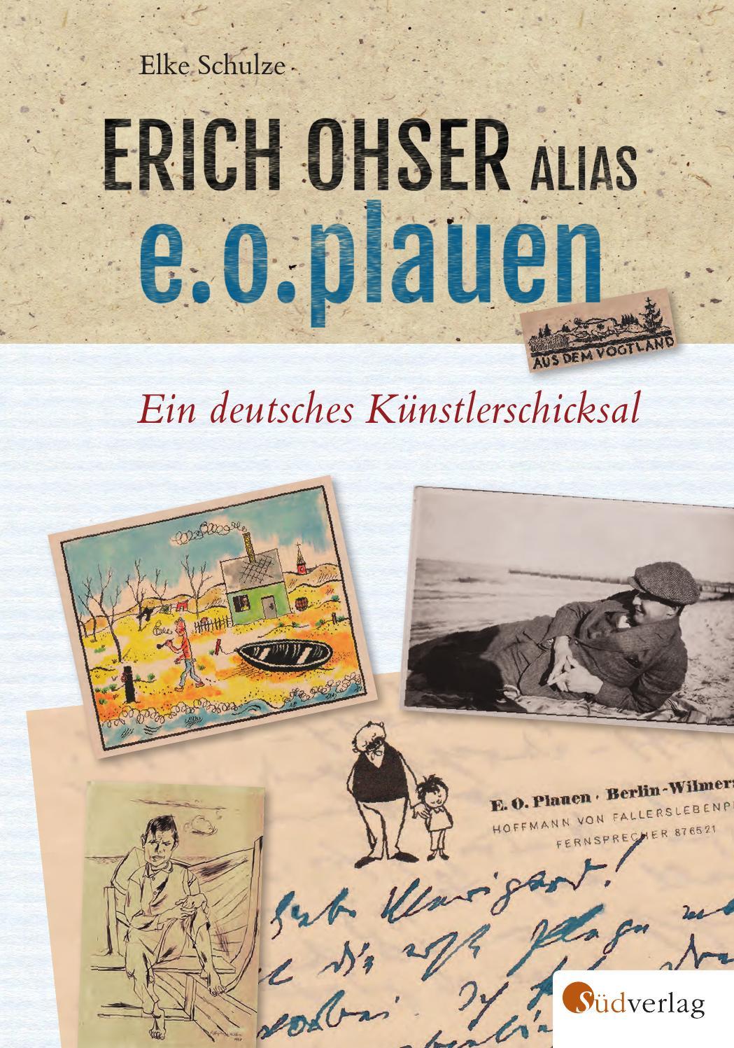 Erich Ohser alias e.o.plauen - ein deutsches ...