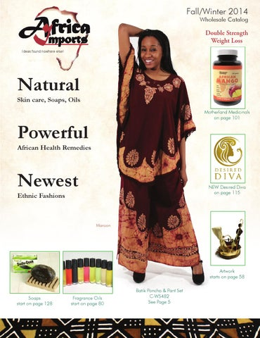 acf0d5364d 2014 Africa Imports Fall Wholesale Catalog by Africa Imports - issuu